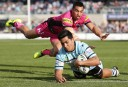 Cronulla Sharks vs Gold Coast Titans: NRL live scores, blog