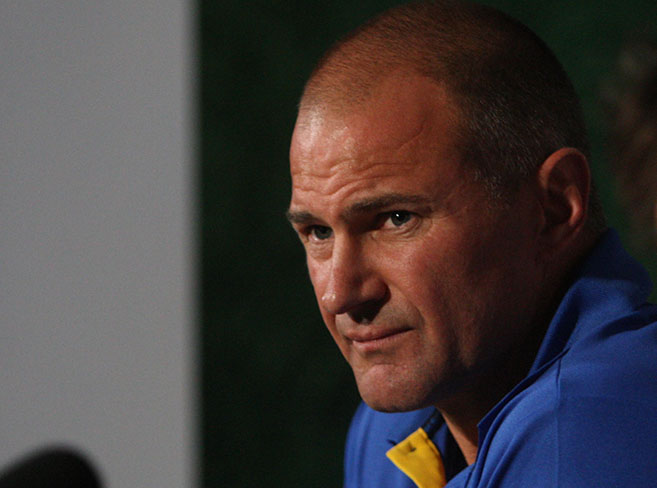 Is Arthur the man to lead the Eels out of the mire?