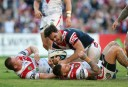 Sydney Roosters vs St George Illawarra Dragons highlights: Roosters win 42-6