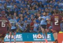 Aaron Woods kickoff <br /> <a href='http://www.theroar.com.au/2014/06/18/2014-state-origin-aaron-woods-touch-ball-kickoff/'>[VIDEO] 2014 State of Origin: Did Aaron Woods touch the ball on the kickoff?</a>