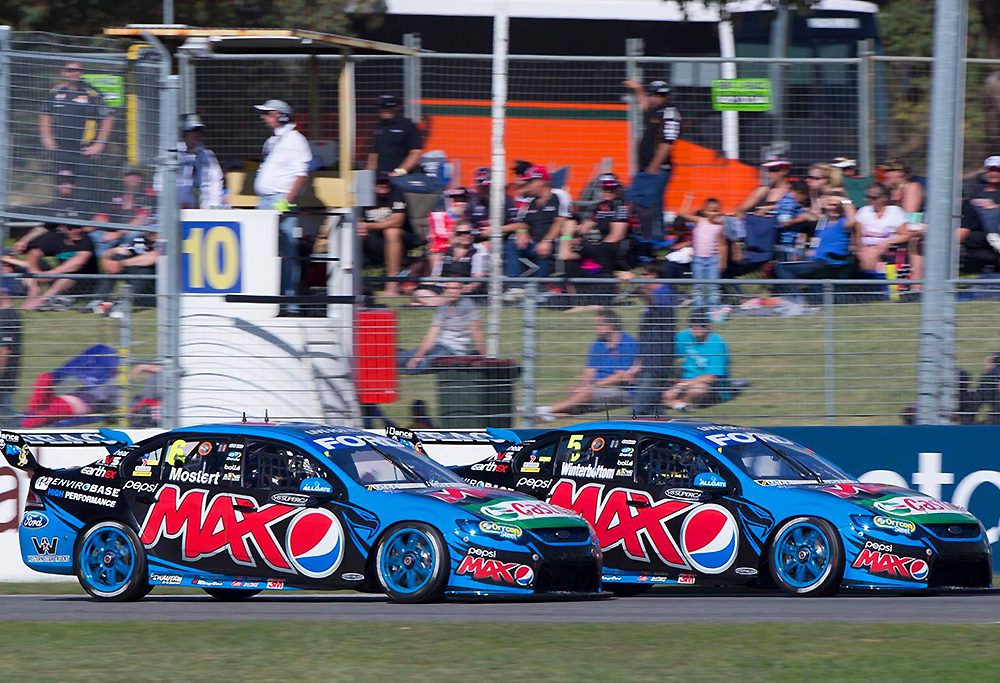 2018 ford v8 supercars. exellent ford two ford performance racing cars inside 2018 ford v8 supercars