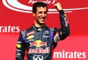 Daniel Ricciardo claims third F1 win at Belgian Grand Prix