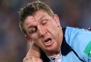 Ryan Hoffman in Origin 2 <br /> <a href='http://www.theroar.com.au/2014/06/18/subtle-moment-turned-tide/'>The moment that turned the tide in State of Origin 2</a>