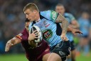 Trent Hodkinson's series-winning try <br /> <a href='http://www.theroar.com.au/2014/06/20/smithy-origin-was-a-game-of-two-halves-and-endless-cliches/'>SMITHY: Origin was a game of two halves and endless clichés</a>