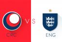 Costa Rica vs England (Image by reg10336)