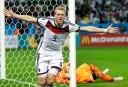 Victory feels right for both Messi and the Mannschaft