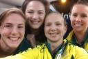 Commonwealth Games victory selfie <br /> <a href='http://www.theroar.com.au/2014/07/25/aussie-girls-smash-relay-world-record-glasgow/'>Aussie girls smash relay world record in Glasgow  </a>