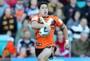 North Queensland Cowboys vs Wests Tigers: NRL live scores, blog