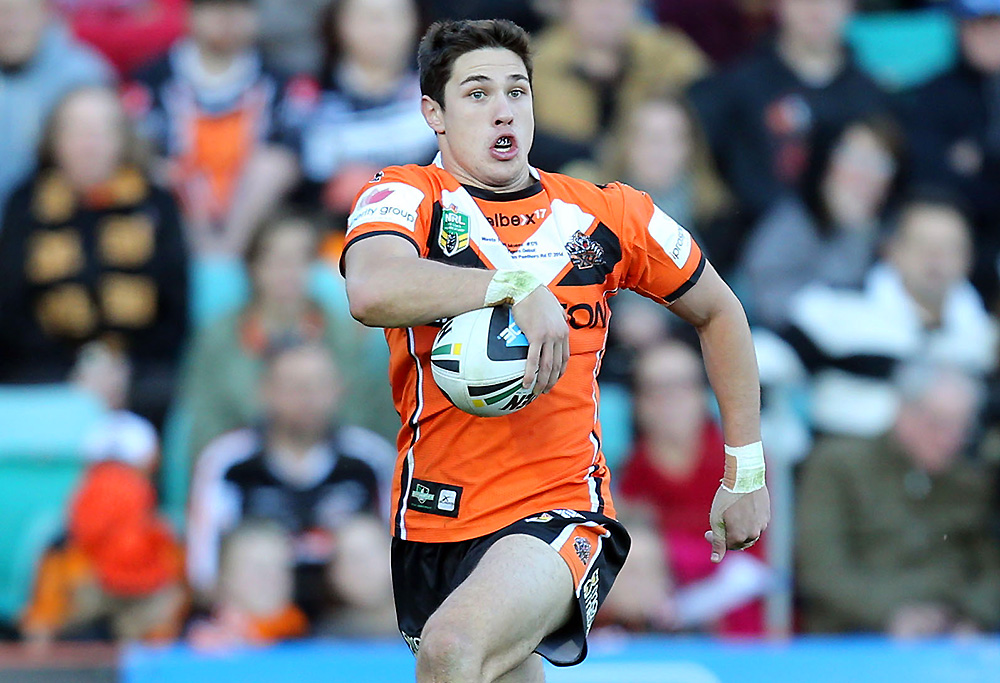 Tigers player Mitchell Moses