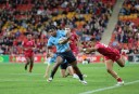 Naiyaravoro: From wasting at Wests to winning with Wallabies