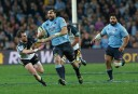 Jacques Potgieter sprints  <br /> <a href='http://www.theroar.com.au/2014/07/27/waratahs-cement-final-crusaders-take-bow-nathan-grey/'>Waratahs cement final against Crusaders - Take a bow Nathan Grey</a>