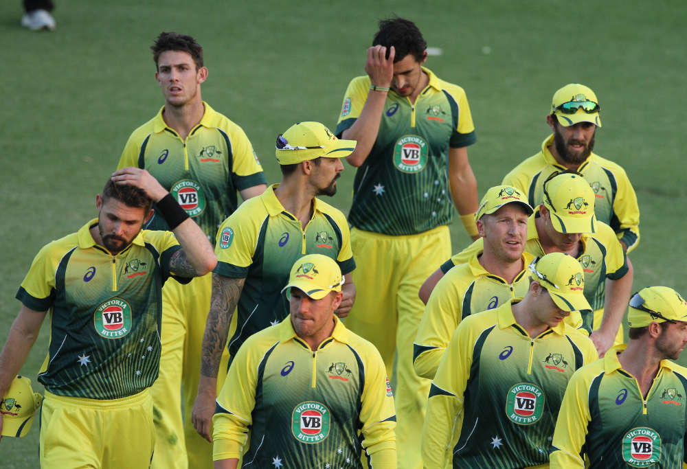 ODI Australia cricket