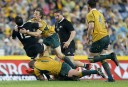 Wallabies vs All Blacks