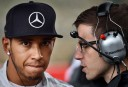 Hamilton on pole for home grand prix