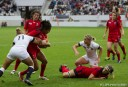 England vs Canada women's rugby <br /> <a href='http://www.theroar.com.au/2014/08/27/womens-rugby-world-cup-showcases-best-best/'>Women's Rugby World Cup showcases the best of the best</a>