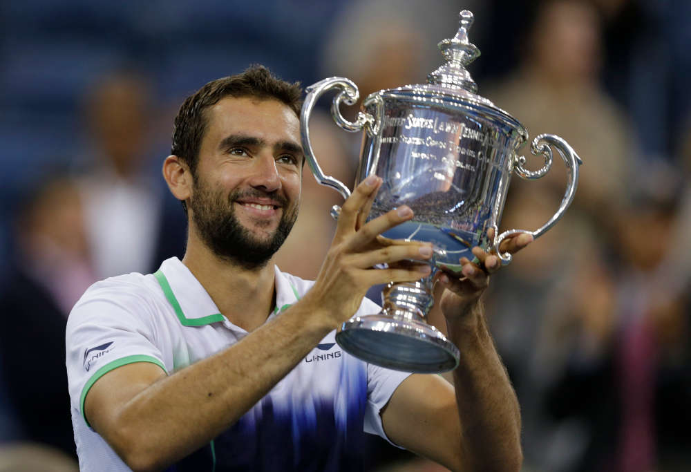 Roger Federer vs. Marin Cilic 2017 Wimbledon Final Pick, Odds, Prediction