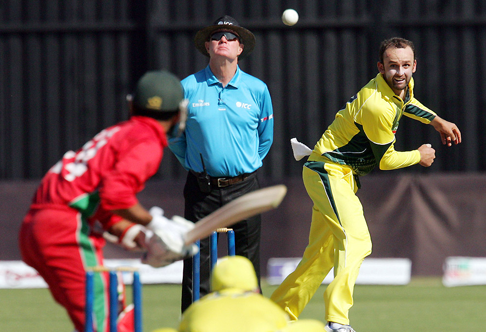 Injured Finch out of fourth ODI vs England