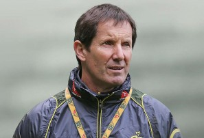 ROBBIE DEANS: Fed to the Lions