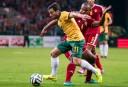 Tajikistan vs Socceroos highlights: World Cup Qualifier scores, blog