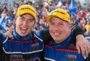 Ford's Mostert wins historic Bathurst 1000