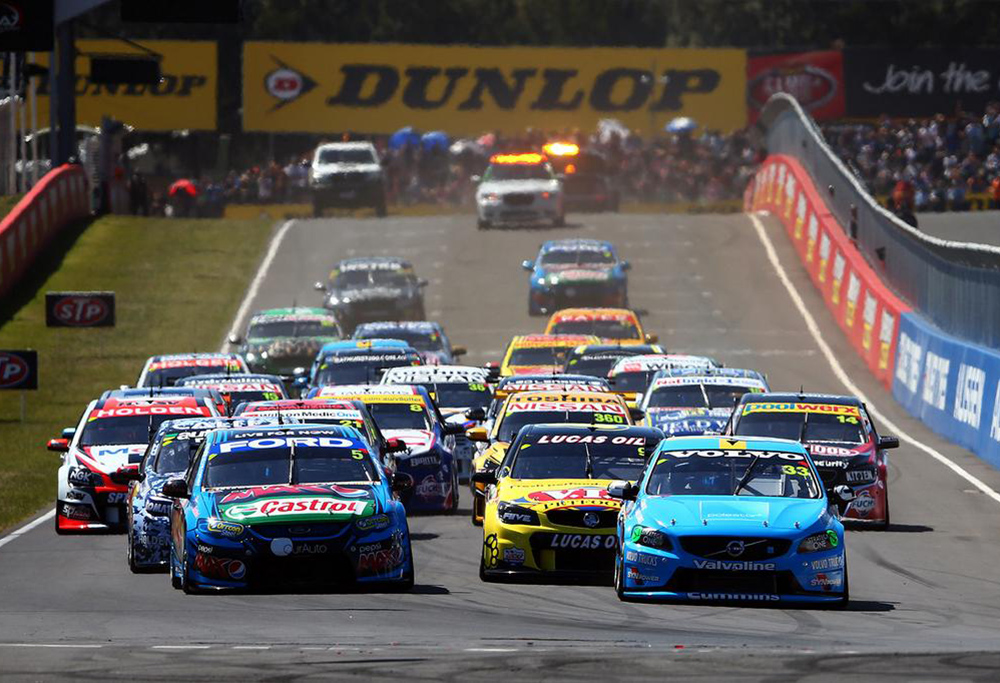 Supercars The Roar