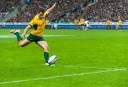 Bernard Foley attempts a place kick against France (Image. Tim Anger) <br /> <a href='http://www.theroar.com.au/2014/11/28/rwc-2015-discipline-boot-breakdown/'>RWC 2015: Discipline, the boot and the breakdown</a>