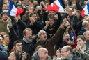 French fans rejoice after win against the Wallabies (Image. Tim Anger) <br /> <a href='http://www.theroar.com.au/2014/11/28/rwc-2015-discipline-boot-breakdown/'>RWC 2015: Discipline, the boot and the breakdown</a>