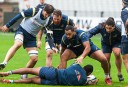 Australian Wallabies' prop Sekope Kepu  <br /> <a href='http://www.theroar.com.au/2014/11/16/international-rules-biff-aussies/'>No International Rules biff for the Aussies</a>
