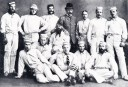 Australia's first Test cricketers …