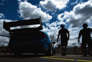 Coulthard's retention marks the beginning of the DJR Team Penske dynasty