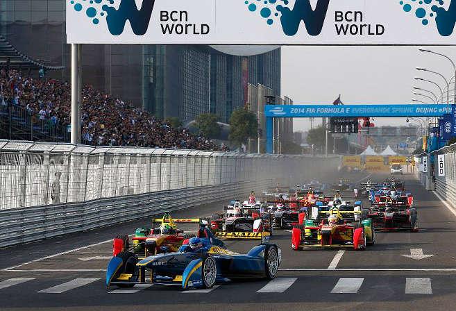 How will Formula E be received in Australia? (Photo: Formula E)