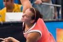 Jarmila Gajdosova vs Flavia Pennetta: 2015 US Open live scores