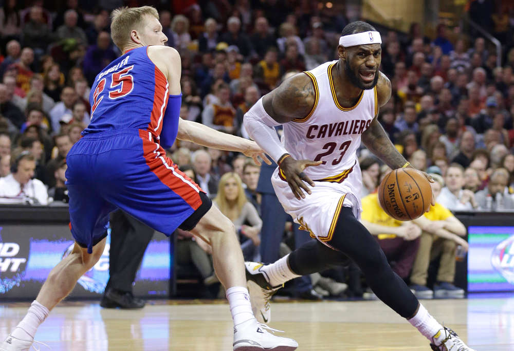 LeBron James scores 57, Cavaliers top Wiz 130-122, end skid