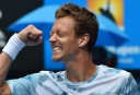 Berdych no longer a doubting Tomas