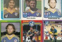 Guru footy cards 1979 to 1987 <br /> <a href='http://www.theroar.com.au/2015/02/26/flashback-the-scanlens-guide-to-the-eric-guru-grothe-years/'>Flashback: The Scanlens guide to the Eric 'Guru' Grothe years</a>