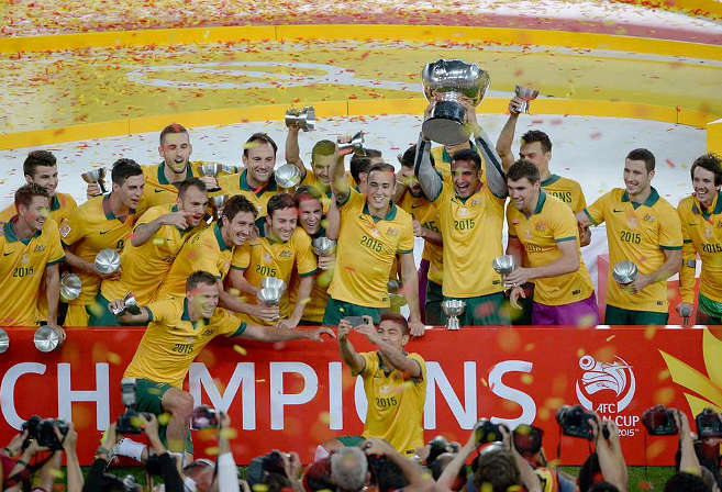 Football is the most popular club-based sport in Australia. (Photo: AFC Asian Cup)