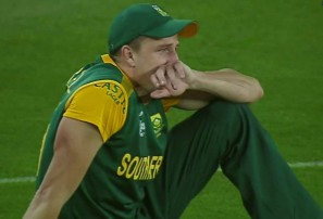 A brief discussion on choking in cricket