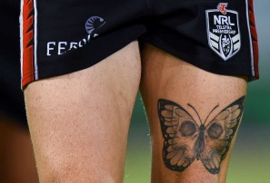 "BREAKING: NRL announce crackdown on ""bogan tattoos"""