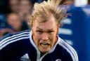 Schalk Burger of the Stormers