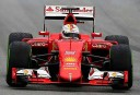 Sebastian Vettel of Germany and Ferrari <br /> <a href='http://www.theroar.com.au/2015/03/31/game-on-in-malaysia-as-vettel-shocks-the-field/'>Game on in Malaysia as Vettel shocks the field</a>