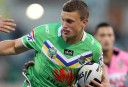 Raiders Jack Wighton <br /> <a href='http://www.theroar.com.au/2015/03/09/prichard-young-gun-wighton-the-highlight-of-round-1/'>PRICHARD: Young-gun Wighton the highlight of Round 1</a>