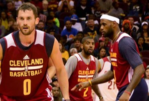 How will the Cavs fare without Kevin Love?