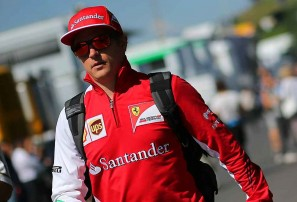 Dark horse Raikkonen surprises the frontrunners with Bahrain pace