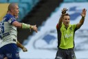 Referee Gerard Sutton sin bins Bulldogs David Klemmer <br /> <a href='http://www.theroar.com.au/2015/04/07/five-questions-nrls-not-good-friday/'>Five questions from the NRL's not-so-Good Friday</a>