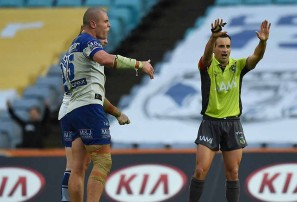 Referees and umpires: It's not their fault