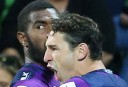 Marika Koroibete and Billy Slater <br /> <a href='http://www.theroar.com.au/2015/04/21/melbourne-storming-2015-nrl-premiership/'>Are Melbourne Storming to the 2015 NRL premiership?</a>