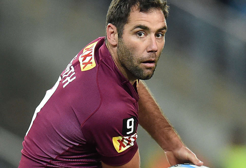 Bevo dons maroon for State of Origin insights