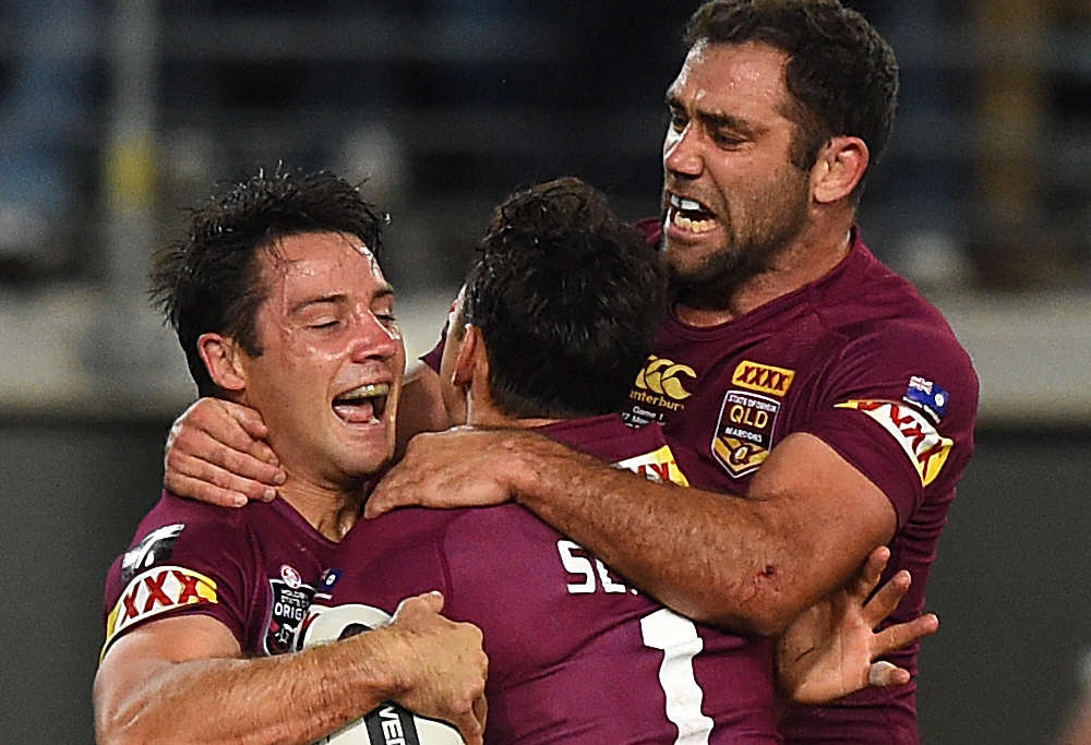 Image result for happy maroons