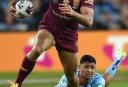 Will Chambers <br /> <a href='http://www.theroar.com.au/2015/05/27/state-of-origin-2015-game-1-in-images-and-video/'>State of Origin 2015: Relive Game 1 in images and video</a>