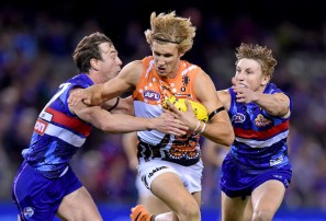 Want a higher-scoring AFL? Tell the umps to blow the whistle more